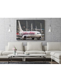 Caribbean Airlines in Saint...