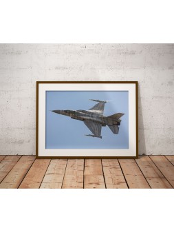 Poster F-16 Polish Air Force
